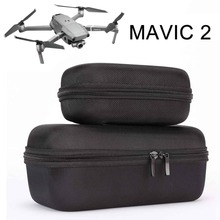 운반 Case 대 한 DJI 마빅 2 Pro 줌 Portable 핸드백 운반 상자 Storage Bag Drone Remote Controller Portable Case Protector(China)