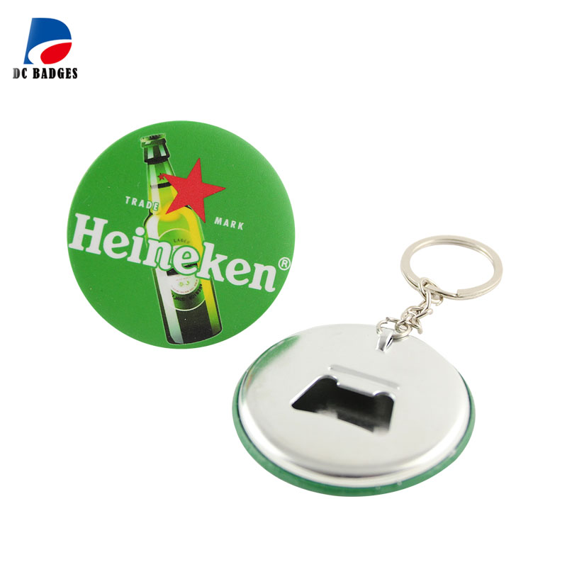Wholesale 2-1/4 58mm 1000sets bottle opener keychain blank material wholesale 1 4 2v3a