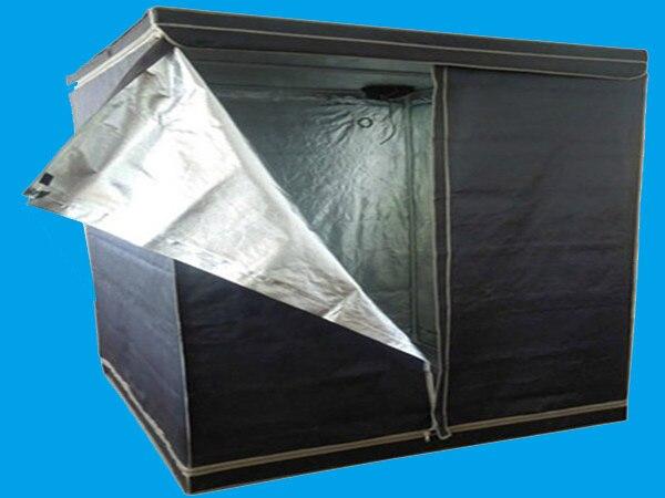 Indoor mini grow tent 240*240*200cm hydroponic tent non ...