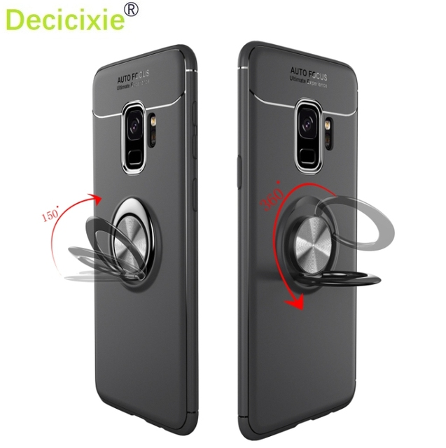 new concept fc0d4 55444 US $3.68 |Decicixie Brand Case For Samsung Galaxy J7 Pro 2017 J3 J5 Pro  Magnetic Car Holder Silicon Cases Metal Ring Bracket Stand Cover-in ...