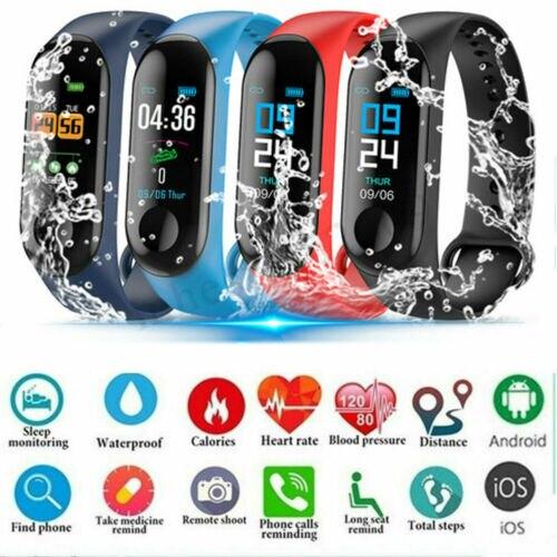 M3s Bluetooth Smart watch <font><b>Heart</b></font> <font><b