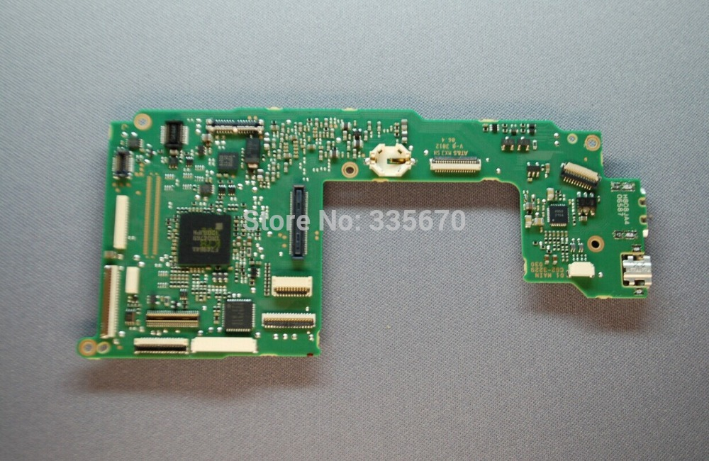 FREE SHIPPING 650D mainboard motherboard for Canon 650D main board digital camear used 95 new