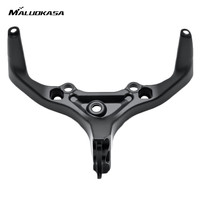 MALUOKASA Motorcycle Upper Front Fairing Cowl Stay Headlight Bracket For Honda CBR 1000RR 2004 2005 2006