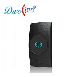 DWE CC RF RFID czytnik kart 13.56 mhz mf wiegand 34 wodoodporna IP65 dla systemu kontroli dostępu 002A M34 w Czytniki kart kontrolnych od Bezpieczeństwo i ochrona na
