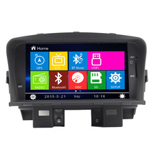 Free gift map Car DVD Automotivo DVD Player For Holden Cruze Chevrolet Cruze 2008 2009 2010 2011 2012 2013 2014 Radio GPS