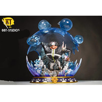 Presale 1/6 65CM ONE PIECE Tyrant Bartholemew Kuma Statue GK Collection Model Toy (Delivery Period :60Day) M182