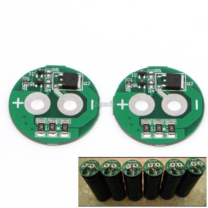 2Pcs 2.5V Universal Car Capacitor Protection Board Balancing Limit 3.5cm Z17 Drop ship2Pcs 2.5V Universal Car Capacitor Protection Board Balancing Limit 3.5cm Z17 Drop ship