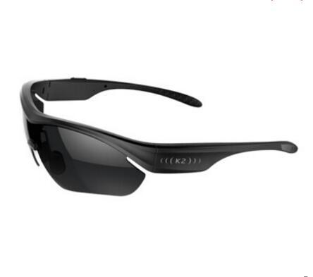 Gonbes K2 smart riding glasses polarized sunglasses touch Bluetooth voice control and receive calls for ios Android