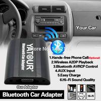 Yatour Bluetooth Car Adapter Digital Music CD Changer CDC Connector For Volkswagen Golf GTI R32 Passat Jetta Bora Polo Radios