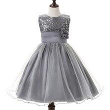 2016 новый цветок платья для ну вечеринку и свадьбы дети ну вечеринку платья для девочек платье принцессы детей костюмы