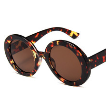 Newest Retro Round Sunglasses Women Brand Designer Vintage Gradient Shades Sun Glasses UV400 Oculos Feminino Lentes