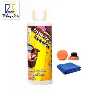 Image 2 - 125ml Car Wax Hard Glossy Carnauba Wax Liquid Wax Car Polishing Paste Scratch Repair Paint Care Waterproof Auto Detailing Kit