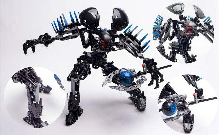 робот бионикл фото
