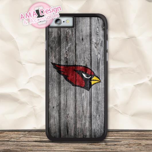 Arizona Cardinals American Football Case For iPhone X 8 7 6 6s Plus 5 5s SE 5c 4 4s For iPod Touch
