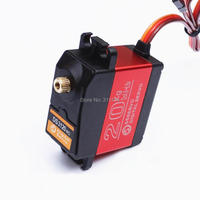 1piece DS3120 Update Servo 20KG Full Metal Gear Digital Servo Baja Servo Waterproof Servo For Baja