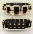 Free shipping Europen style heavy metal belts ladies fashion waist belt personalized elastic belt Luxurious dress belt