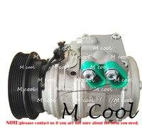 Компрессор переменного тока для Kia Sportage для hyundai Воздушный компрессор насос 1625018000 162501800J 162501800 K 1625019100 162502760 K