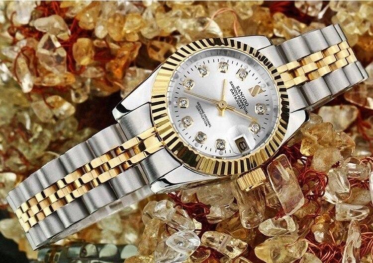 38mm 상도 클래식 시계 자동 자기 바람 운동 기계식 손목 시계 남자 시계 도매 28-에서기계식 시계부터 시계 의  그룹 1