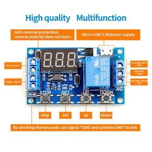 6-30V Relay Module Switch Trig