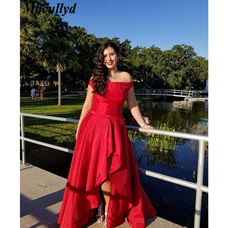 Mbcullyd Long Bridesmaid Dresses Plus Size Party Gowns Custom Made Maid Of Honor  Dress 2019 Cheap 66019576d503