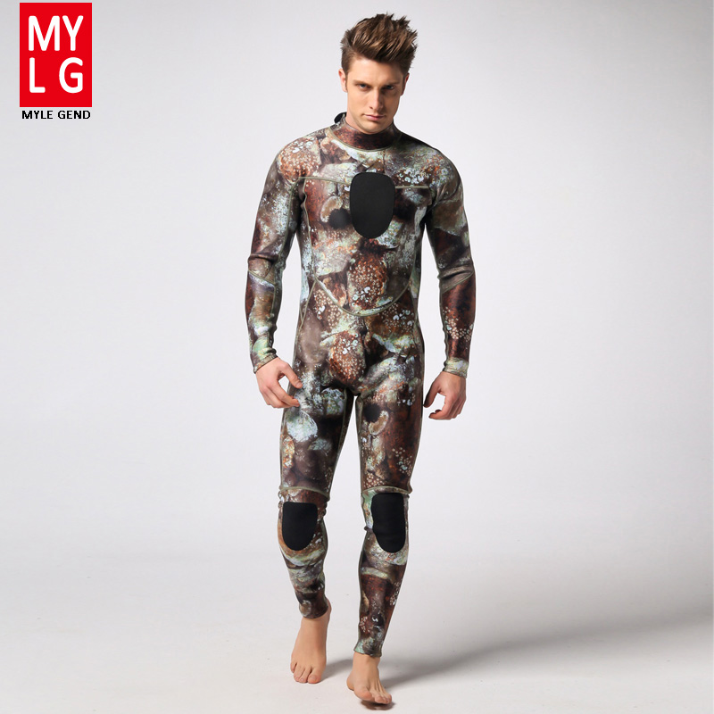 Camouflage Spearfishing Wetsuit 3MM Neoprene SCR Superelastic Diving Suit Waterproof Keep Warm Professional Surfing Wetsuits shanghai chun shu chunz chun leveled kp1000a 1600v convex plate scr thyristors package mail