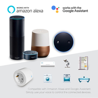 Smart Plug Wifi Smart Socket EU Smart Life Remote Control Home Automation Plug EU Plug Works With Google Home Mini Alexa