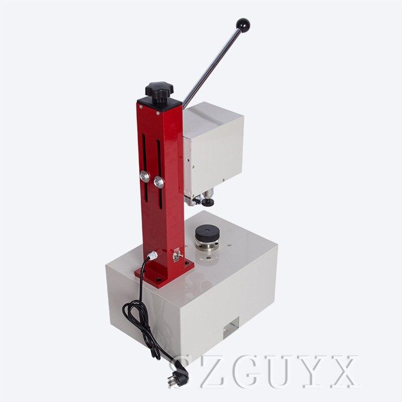 TD SGL полуавтоматическая блокировочная укупорочная машина 0,4 0.6Mpa домашняя крышка замка бутылки укупорочная машина 110/220V 1 шт - 4