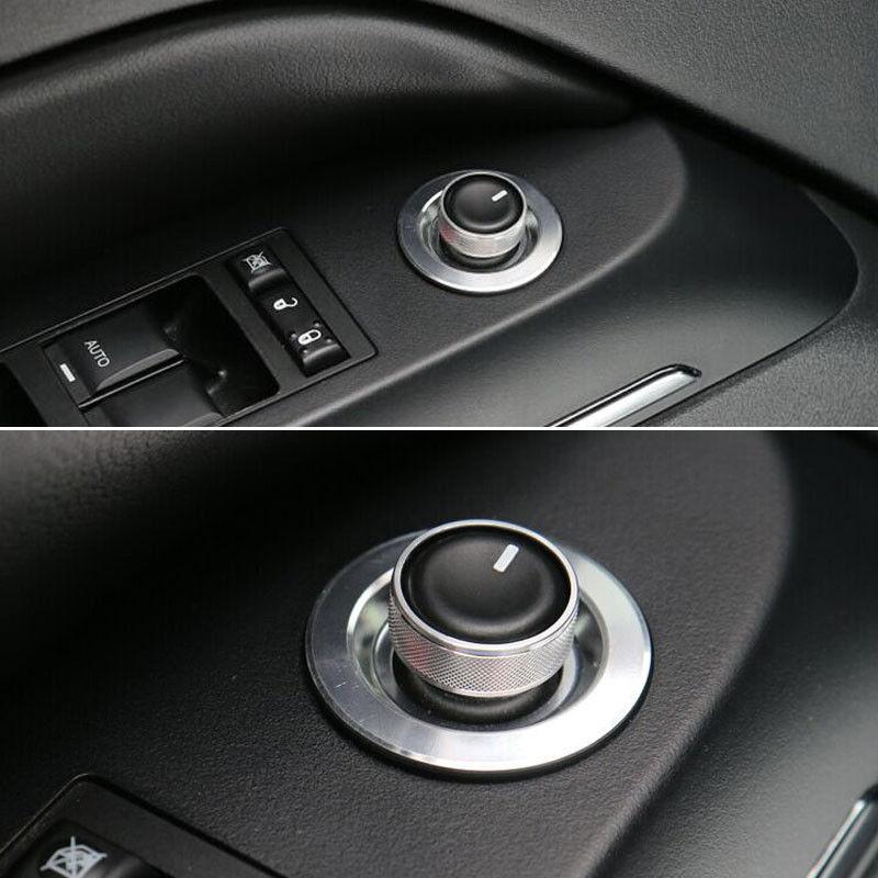 YAQUICKA 2pcs avtomobilsko stikalo za vzvratno ogledovanje gumba - Dodatki za notranjost avtomobila - Fotografija 2