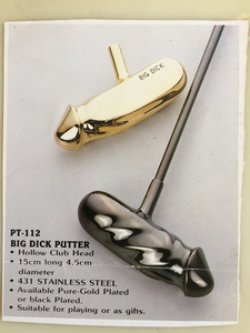 Image 4 - Golf Clubs putter Mens putter Steel shaft balck gold Colorful  to choose Free shipping