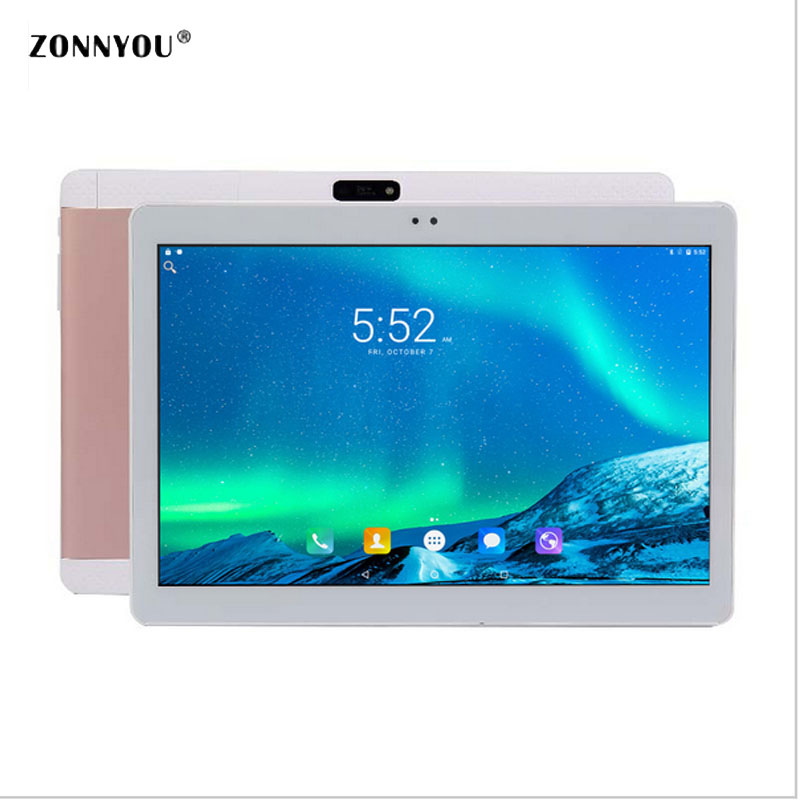 10 1inch Tablet PC 3G Call Lte Google Android 6 0 Quad Core 4G RAM 32GB