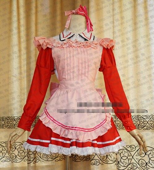 Aime Vivre! Yazawa Nico gâteau de sucre uniformes personnalisés Costume de Cosplay livraison gratuite