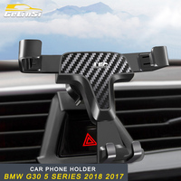 GELINSI Auto Car Car phone holder accessories For BMW G30 5 series 2018