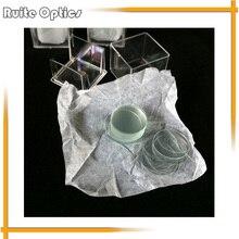 10 Boxes 25mm Round Microscope Glass Slide Cover Slips Blank Slides Coverslip Thickness 0.13 - 0.17mm