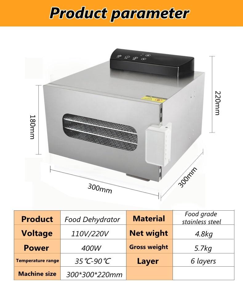 secagem aço inoxidável 110 v 220 v ue eua