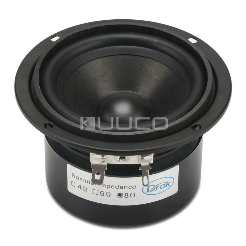 DIY Audio Speaker 3 inches 8 ohms Full-range speaker 15W Antimagnetic Speaker unit Stereo Loudspeaker for multimedia speakers s3w se 2 0 multimedia speaker system mini multimedia speaker 1way order vented full range speaker 3 full range driver bass