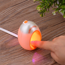 3W LED Lamp Nail Dryer Mini Single Finger Phototherapy Light Therapy USB nail Lamp Dryer For DIY Gel Nail Art Polish Nail Tools