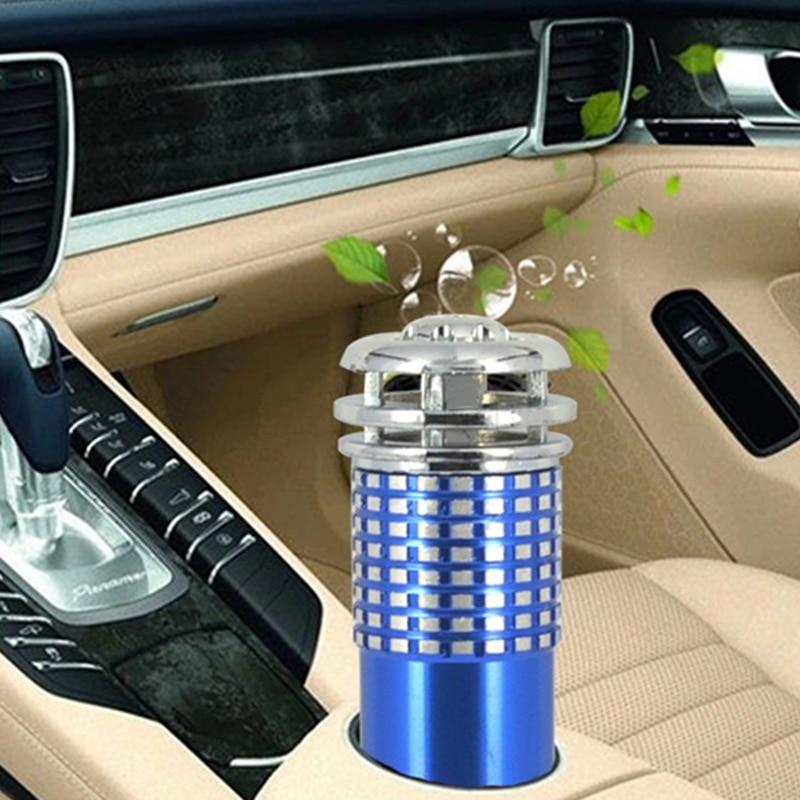 Ionizer Ozone Air-Purifier Interior-Accessories Anion Vehicle Fresh Auto Electrical-Appliances