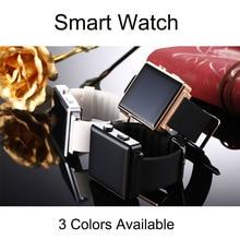 Neue Bluetooth Smart Uhren Smartwatch Mode Uhr für Android-handy Mit Kamera unterstützung Google play, Browser, Facebook, Twitter