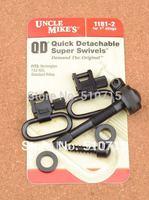 Gun Sling Uncle Mike S Qd Super Gun Swivels Remington 742 Adl Standard Rifles 1181 2