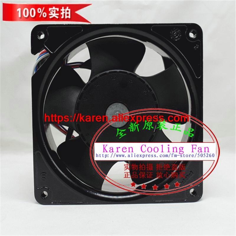 New Original EBM PAPST DV4118/2NPU DC48V 0.46A 120*120*38MM 12CM IP54  cooling fan  TYP4118N/6XMV 4.5W TYP4118N new original ebm papst 4650n 465 a02 ac230v 120 120 38mm heat resistant cooling fan