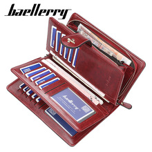 Hollow Out portfele damskie duży, długi portfel modny Top Quality PU skórzane etui na karty torebka damska zamek portfel dla kobiet