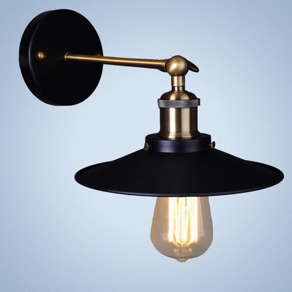 Industrial Lumin Rias Arandela Ilumina O Casa Do Vintage Quarto