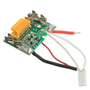 Circuit-Accessories Board Chip-Parts Battery-Module Charging-Replacement Bl1830 Li-Ion-Protection