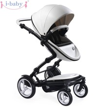 i-baby Luxury Kobi Baby Stroller High Landscape Portable Lightweight Foldable Baby Pram Pushchairs Kinderwagen