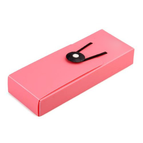 Plastic Pink Pen Pencils Box For School Office In Pencil Cases From