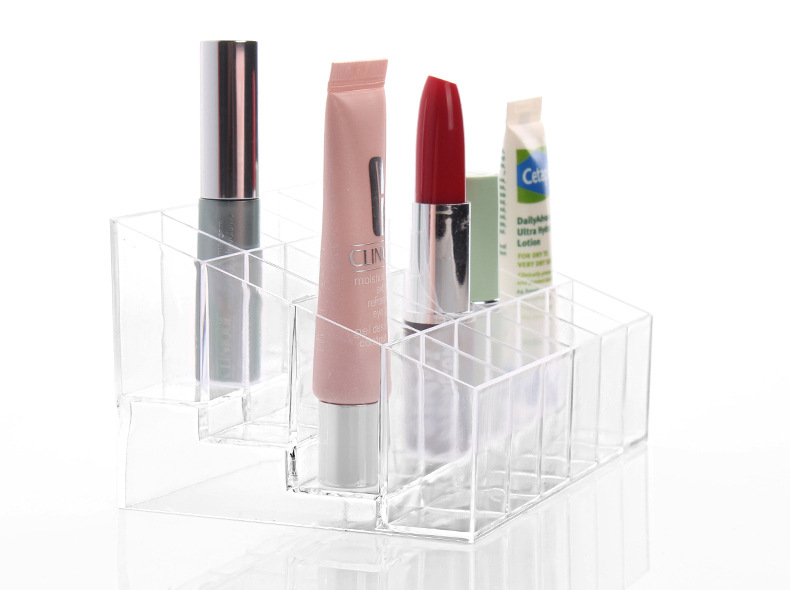 Make Up Organizer Drawers Storage Box Clear Plastic Cosmetic Storage Box Organizers Make up Case Box Container