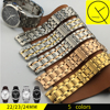 YQ Durable Stainless Steel Wrist Bracelet For Tissot T035 T035617 T035439 Watch Band Man 22 23