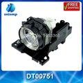 Совместимая замена лампы проектора 78-6969-9875-2/DT00751 для X62 X62W