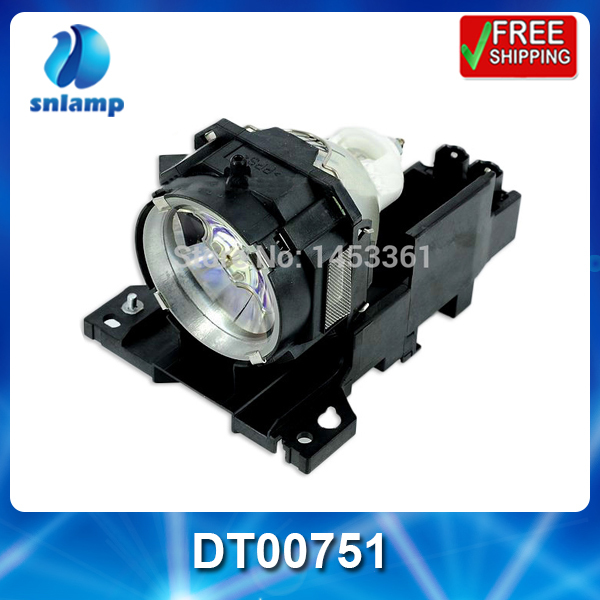 Compatible replacement projector lamp 78-6969-9875-2/DT00751 for X62 X62WCompatible replacement projector lamp 78-6969-9875-2/DT00751 for X62 X62W