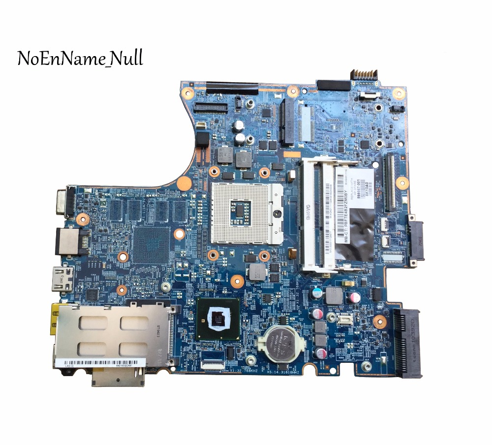 Free Shipping 598667-001 For HP ProBook 4520s 4720s Laptop Motherboard HM57 M/B System Board H9265-2 48.4GK06.041